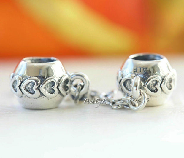Pandora Safety Chain Love Connection 791088 *Retired * - Posh By K