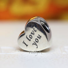 Pandora Polished I Love You Heart Charm 791422 - Posh By K