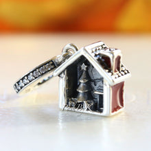 Pandora Christmas House Dangle Charm 797517EN27 - Posh By K