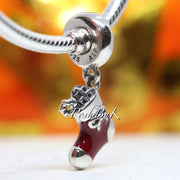 Pandora Festive Stocking Charm 796387EN39 - Posh By K