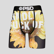 PSD Kindly FU Boxer Briefs, Mens underwear, psd,sexy underwear, breathable mens underwear, printed design, sexy mens underwear, boxer brief, daily boxer, trendy boxer briefs,PSD collection