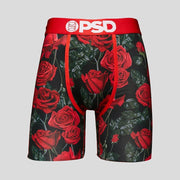 PSD Rose Vine Boxer Briefs, Mens underwear, psd,sexy underwear, breathable mens underwear, printed design, sexy mens underwear, boxer brief, daily boxer, trendy boxer briefs,PSD collection