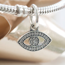 Pandora Symbol Of Insight Evil Eye Dangle Charm 791349CZ