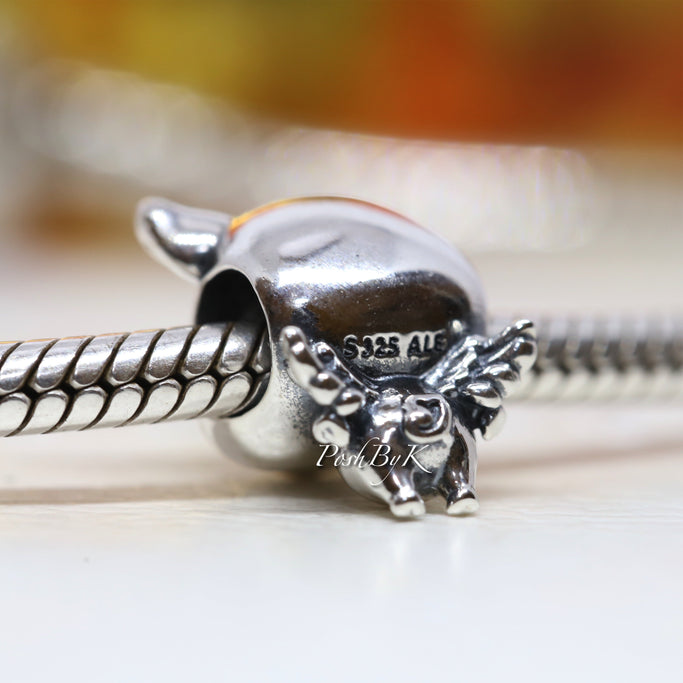 Pandora Pippo the Flying Pig Charm 798253 - Posh By K