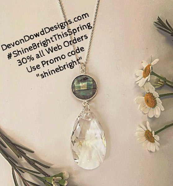 Shine Bright This Spring - Enjoy 30% off @ www.DevonDowdDesigns.com
