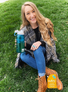 Staying Hydrated With Blogger Lex Paige
