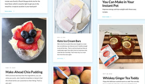 Keto recipes in your inbox every week!