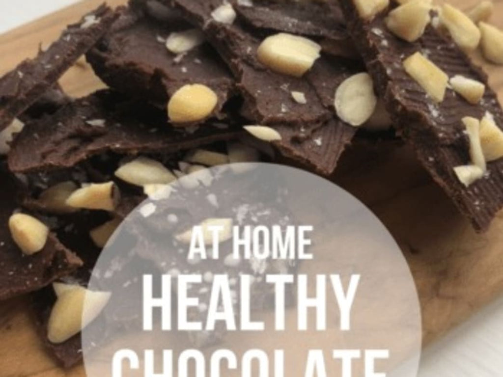How to Make Healthy Chocolate At Home