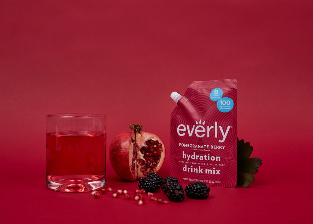 Pomegranate Berry Hydration