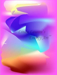 Linda Lauren's Energy Art™ - Accomplishment