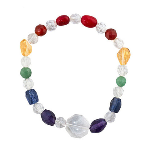 Crystal Pals™ Chakra Energy Bracelet - Reiki Charged