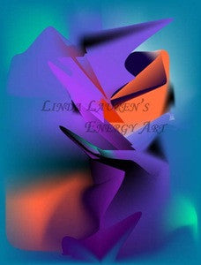 Linda Lauren's Energy Art™ - Prosperity on Parade
