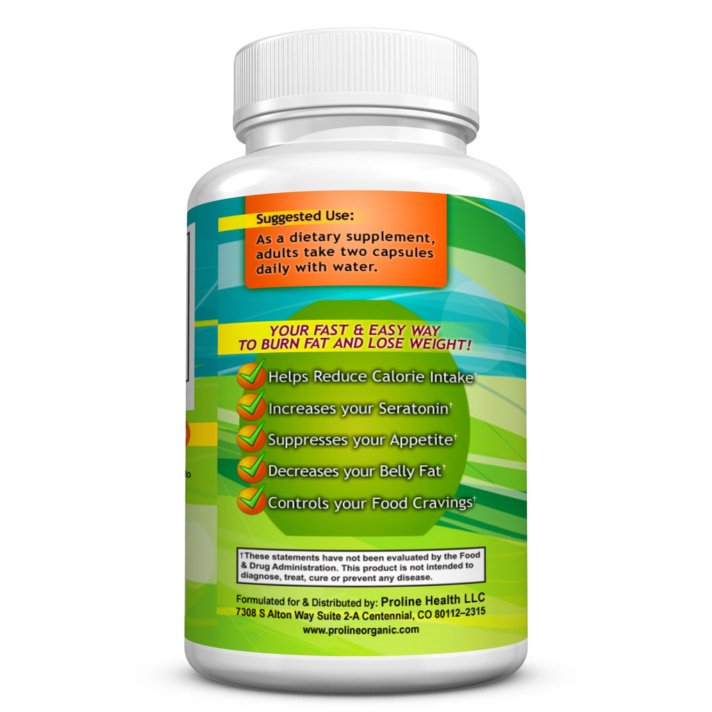 Garcinia Cambogia Extract - Natural Healthy Weight Loss