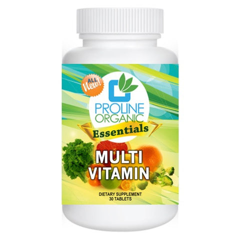 Multivitamin - Essential Vitamins & Minerals