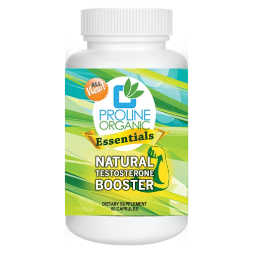 Testosterone Booster, Natural Test Booster