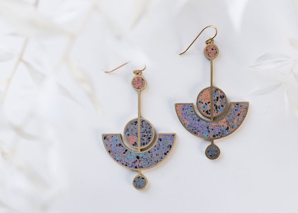 LAVALIER EARRINGS