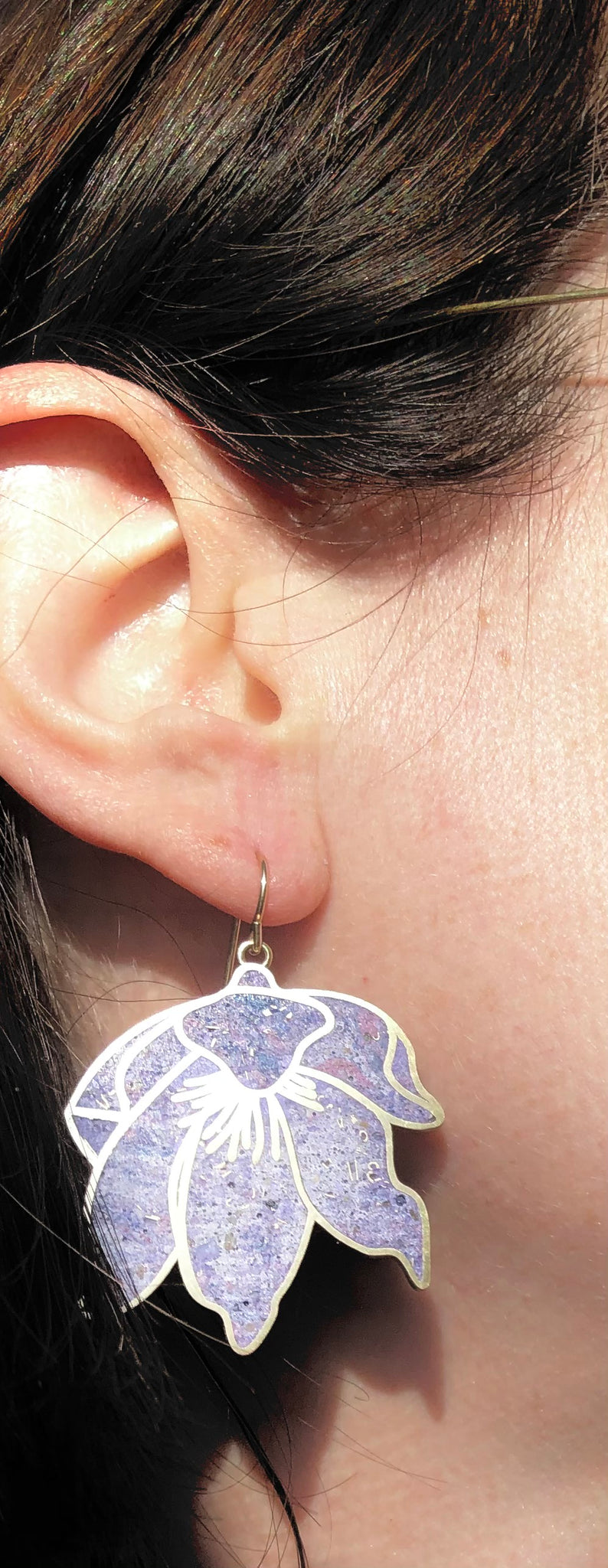 BETON BRUT X MAYERLY PAULENKO COLLAB EARRINGS