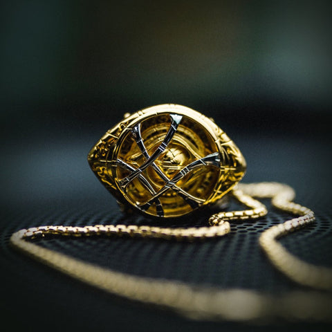 Doctor Strange's Eye of Agamotto