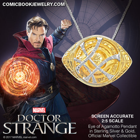 *NYCC 2016 Limited Edition* Eye of Agamotto