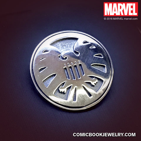 Marvel's Agents of S.H.I.E.L.D.: Agent Peggy Carter's S.H.I.E.LD. Pin