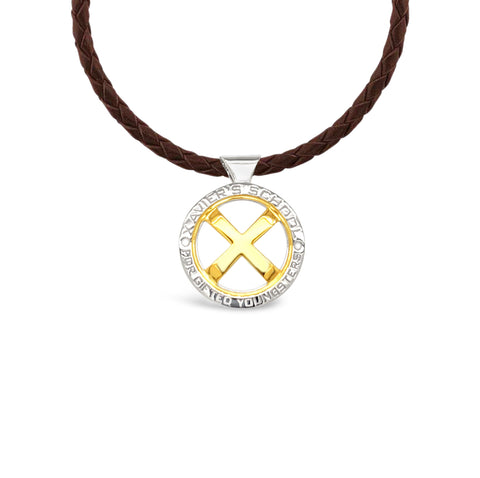 X-Men Xavier's School Necklace