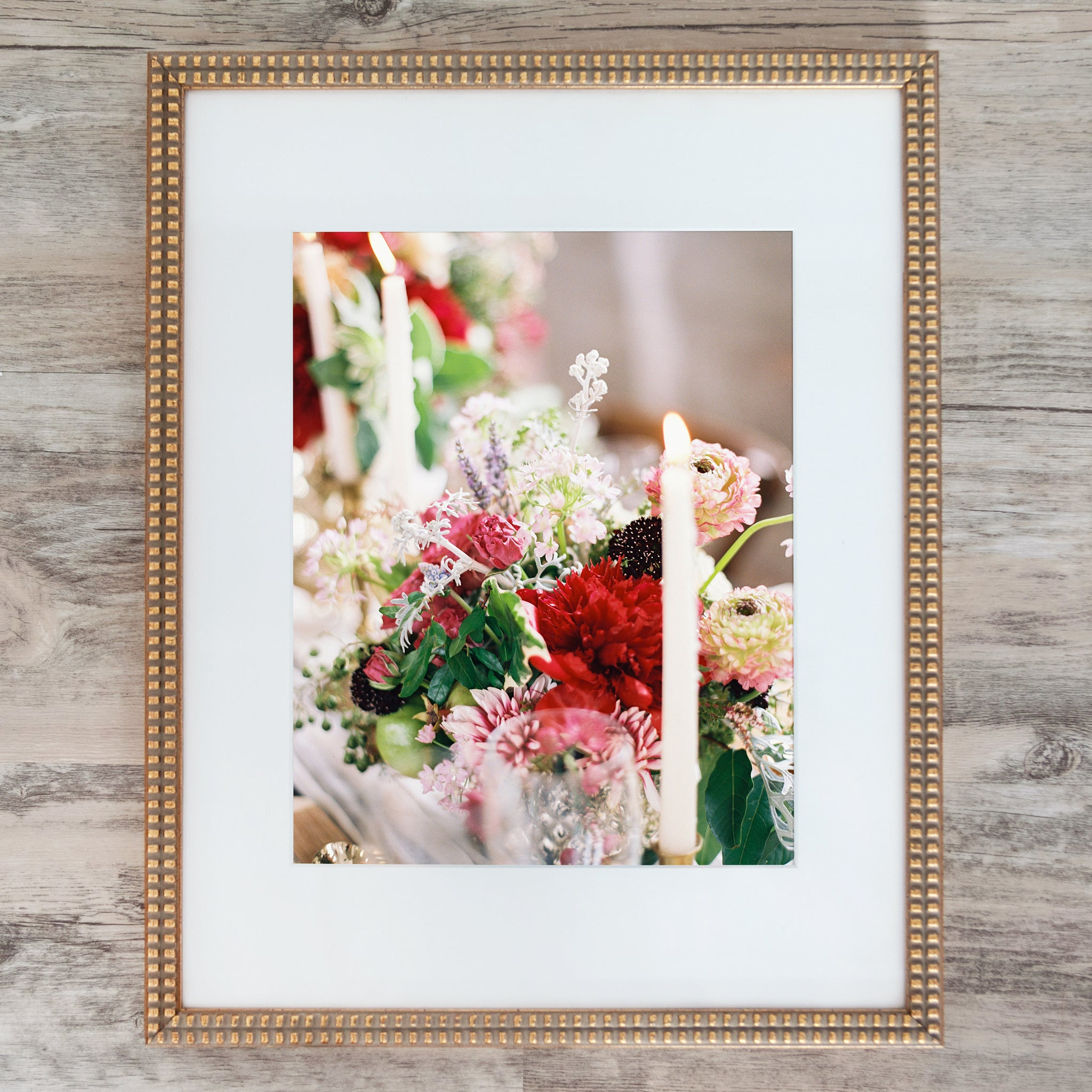 Kennedy Frame, Gold - Lindsey Mueller Photography