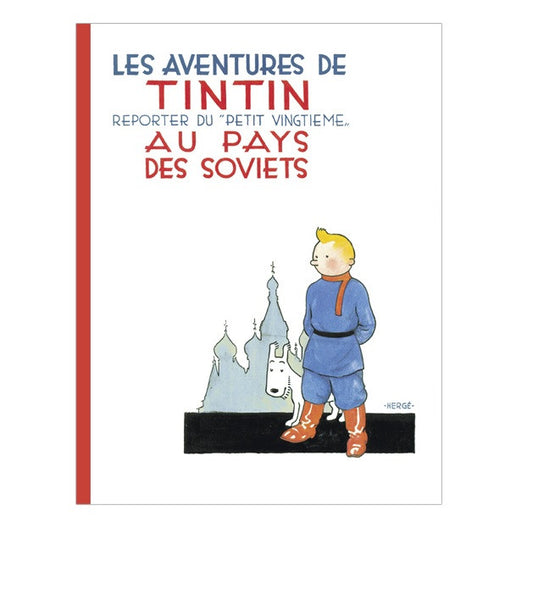 Tintin Original Clothbound The Land Of The Soviets