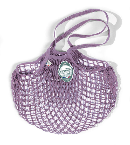 Filt Medium Bag in Lilac