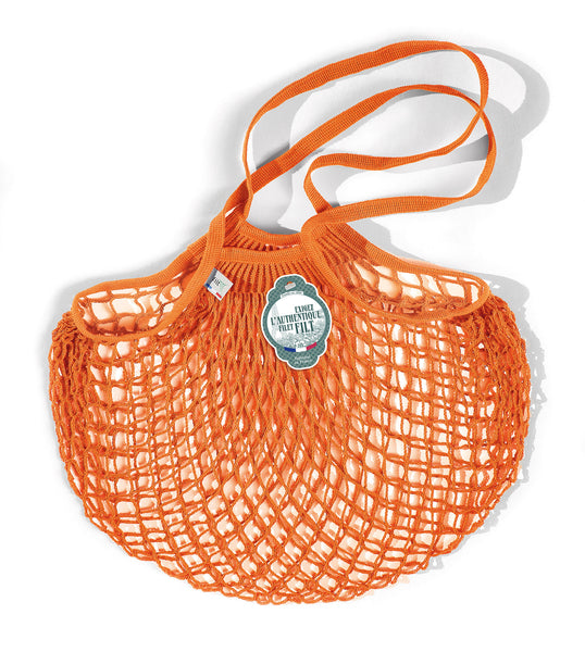 Filt Medium Bag in Orange