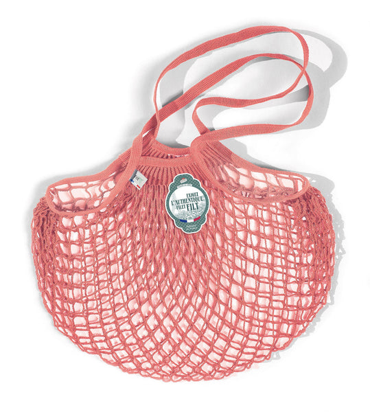 Filt Medium Bag in Light Pink