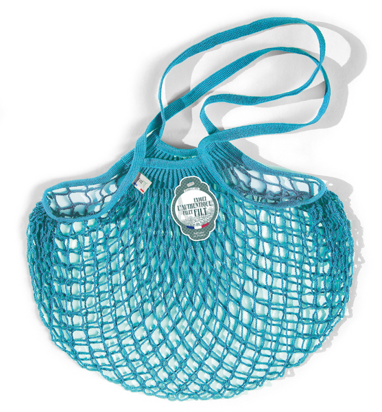 Filt Medium Bag in Turquoise