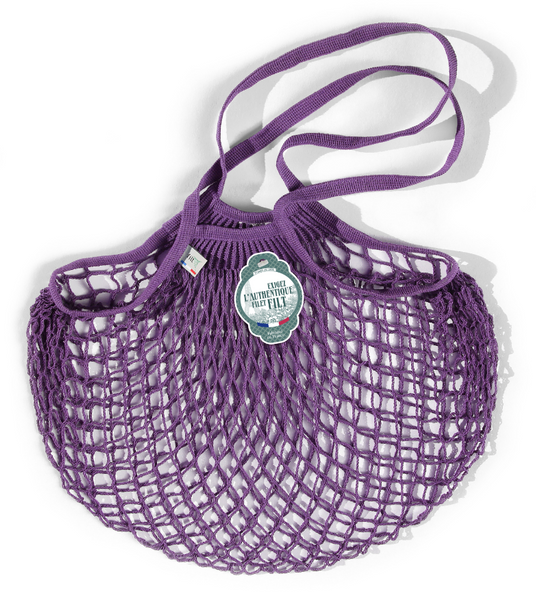 Filt Medium Bag in Violet