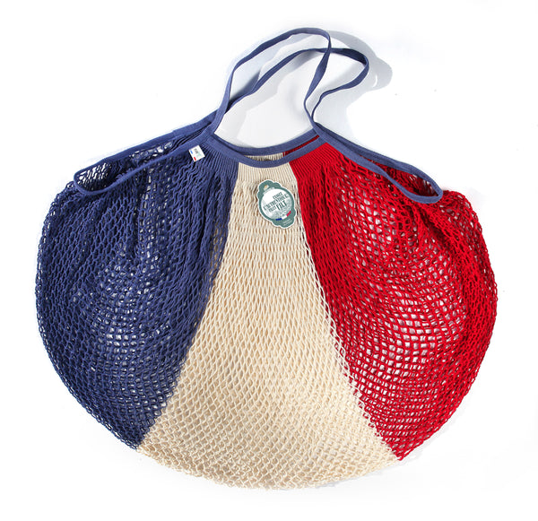 Filt Large Bag in Red, White, and Blue