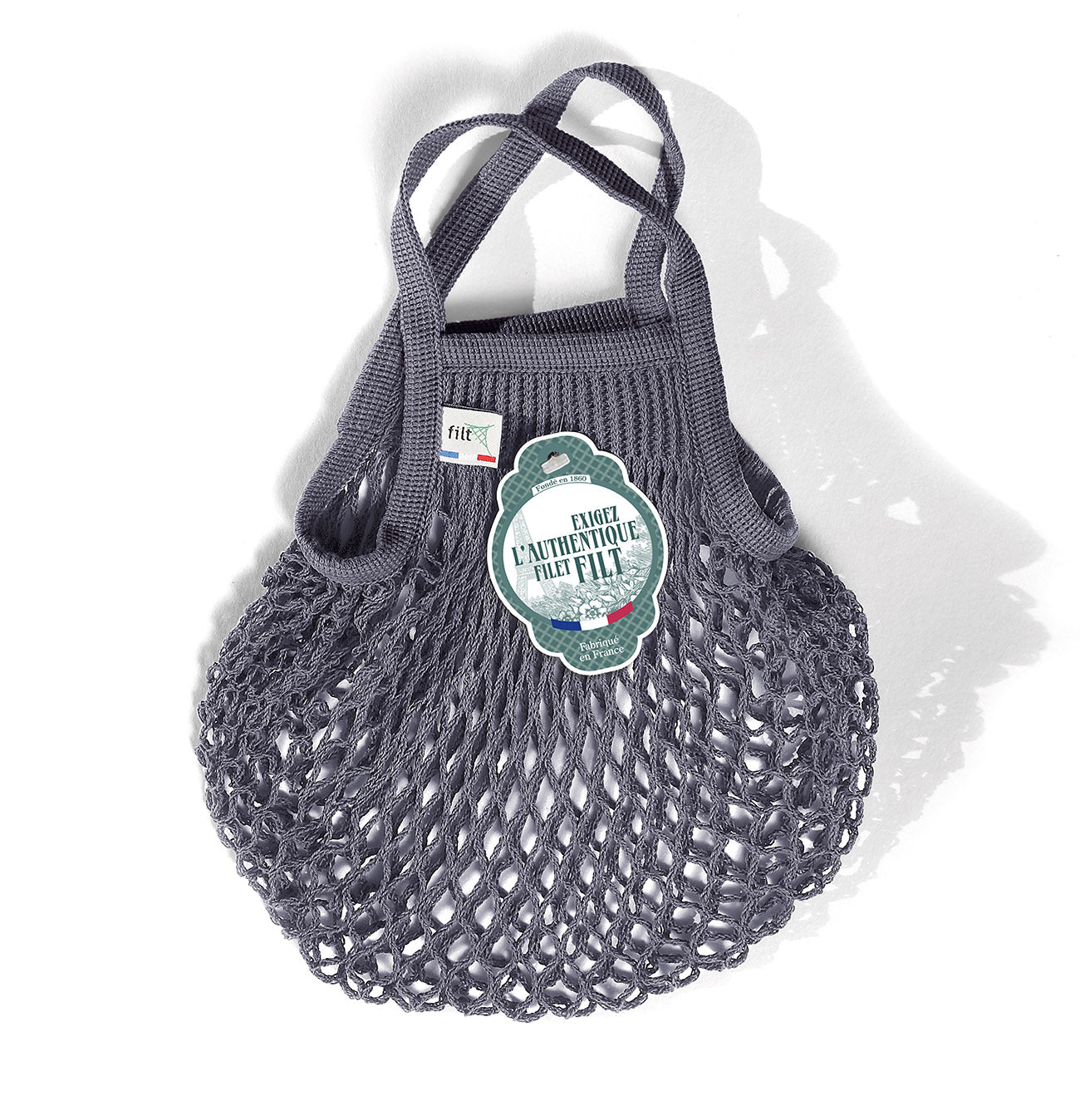 Filt Mini Bag in Dark Grey