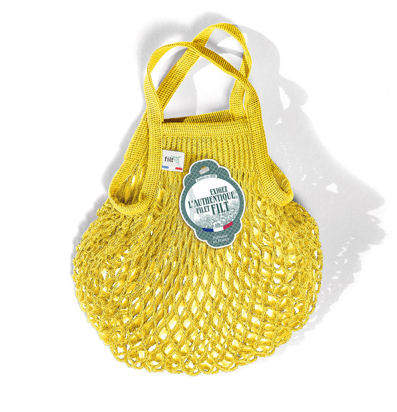 Filt Mini Bag in Bright Yellow