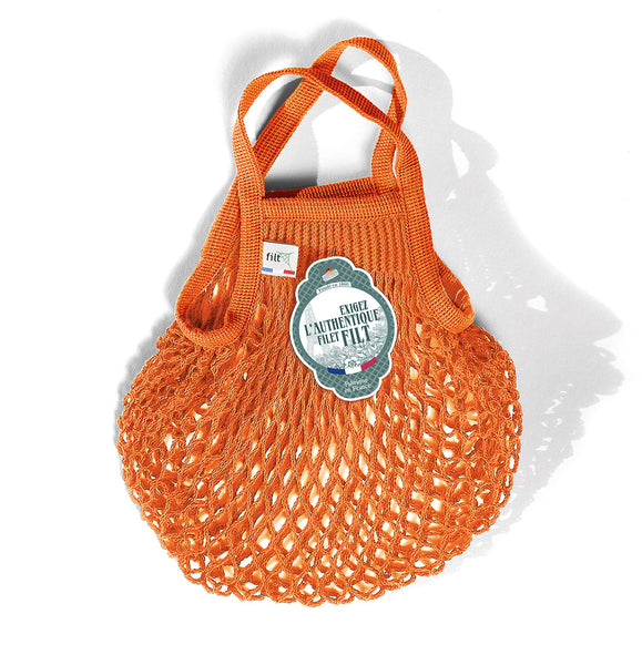 Filt Mini Bag in Orange