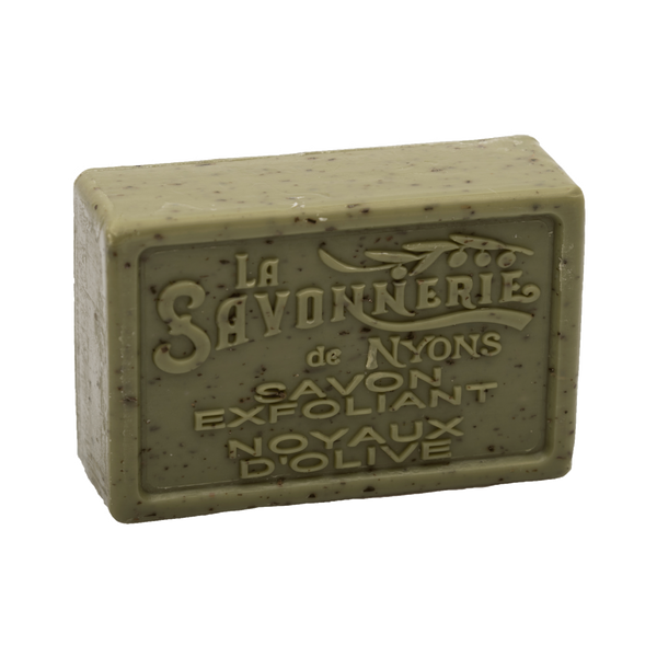 100g Exfoliating Soap - Olive (Olive Seed)