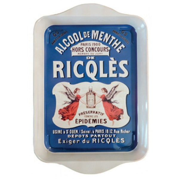 Ricqles Mini Metal Tray