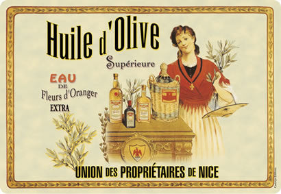 Huile d'Olive Placemat