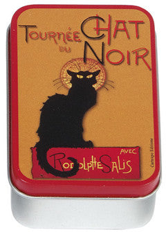 Tournee du Chat Noir Mini Tin Box