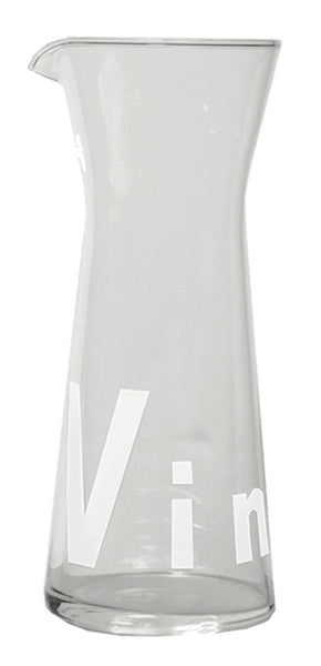 Vin Carafe <br>(Large - 10 oz)