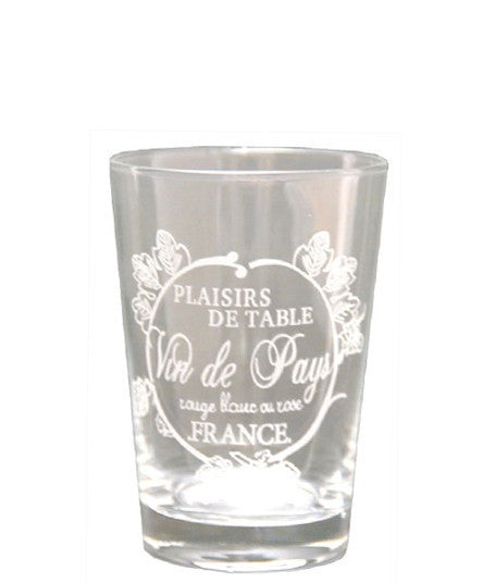Vin de Pays Glass