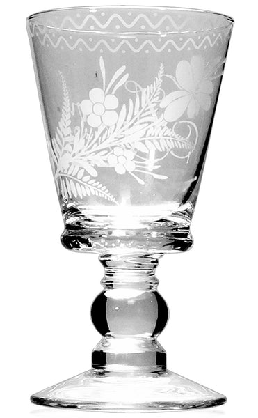 Leona d'Amour Stem Glass Large