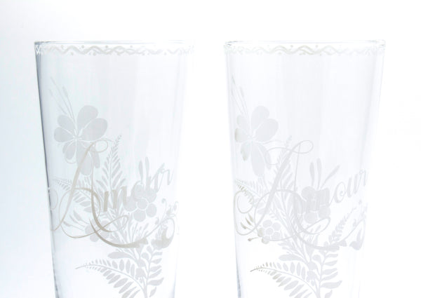 Leona d'Amour Highball Glass