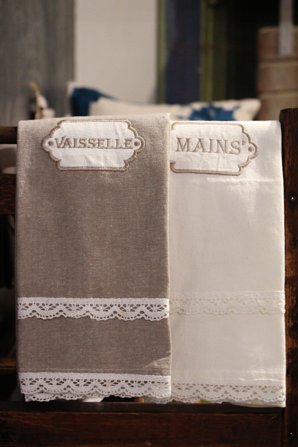 Les Linges du Passé Kitchen Towel (Set of 2)