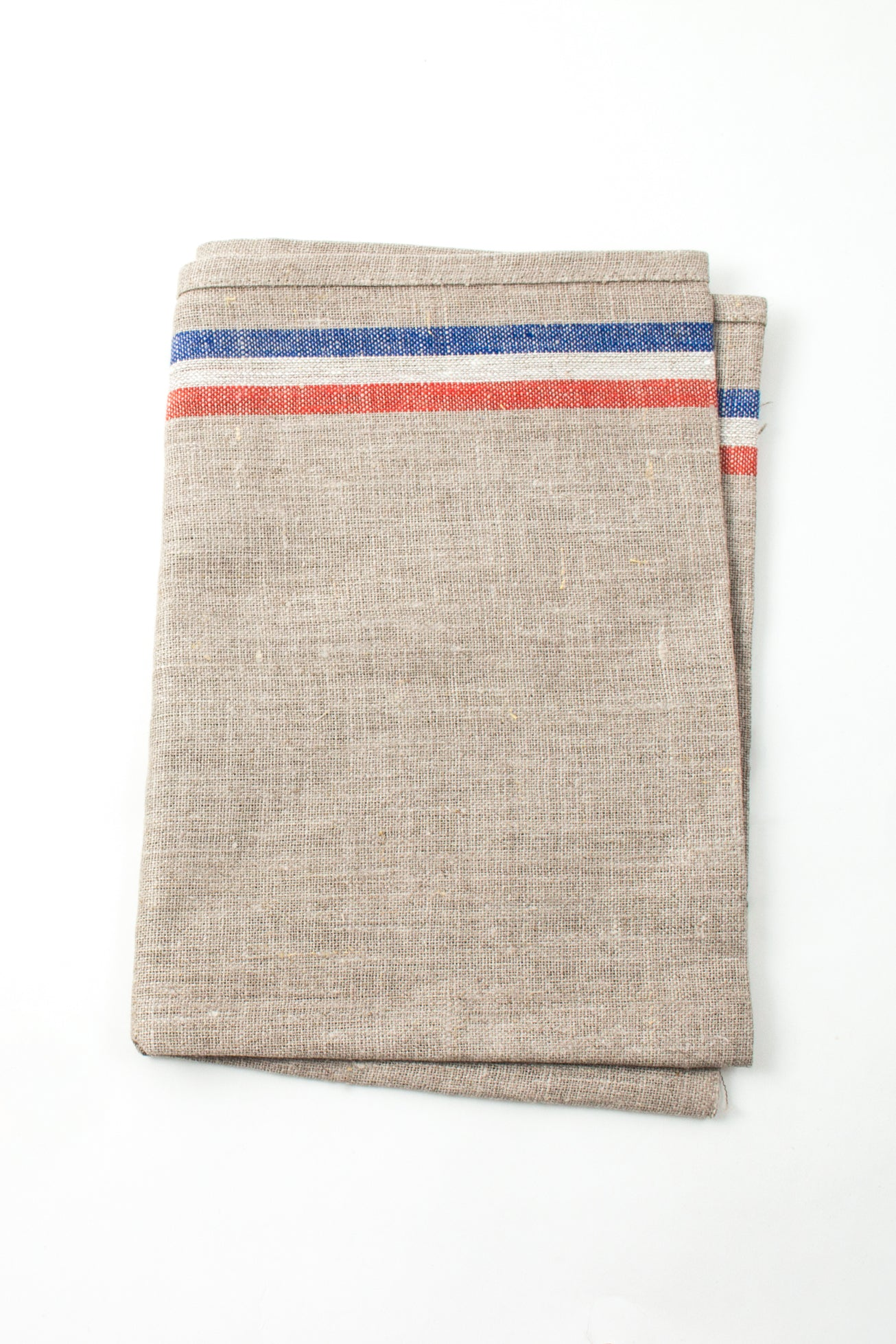 "Thieffry Set of 2 French Flag Dish Towels (22"" x 32"")"