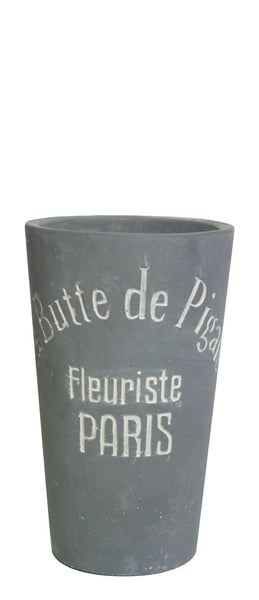 Pigalle Stone Cement Flower Pot Small