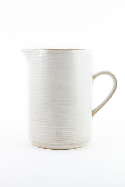 Yarnnakarn Rustic Tall Pitcher XL