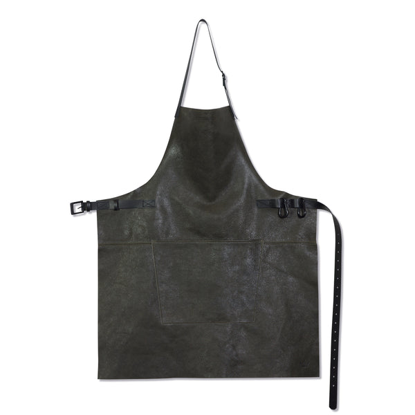 "Dutchdeluxes BBQ Style ""Amazing Apron"" in Vintage Grey"