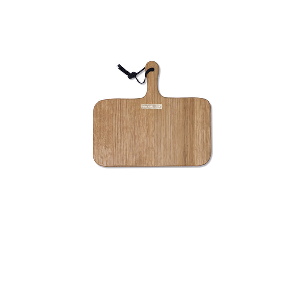 Dutchdeluxes Extra-Small Rectangular French Oak Bread Board